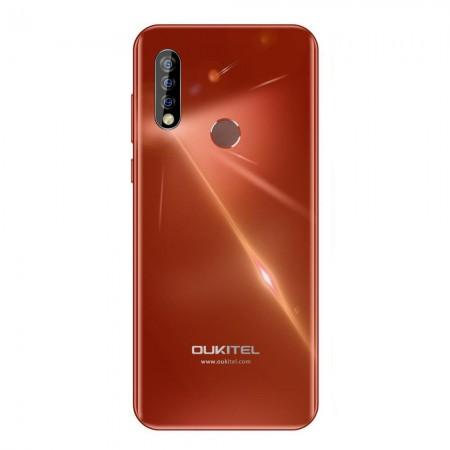 Oukitel Smartphone C17 Pro Orange