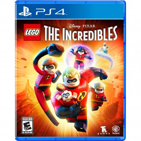 Lego Incredibles /PS4