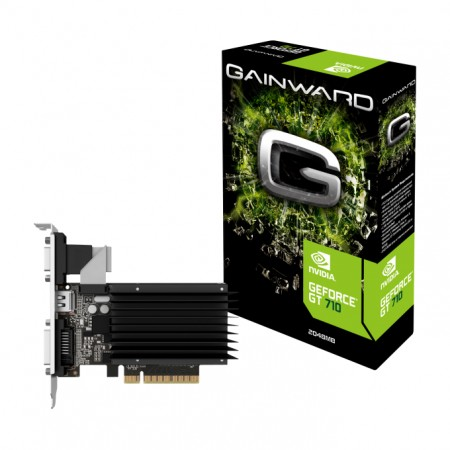 Gainward SilentFX NVIDIA GeForce GT710 2GB Passive LP