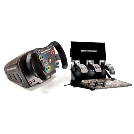 Thrustmaster TS-PC Racer Racing Wheel + Papucice T3PA-Pro