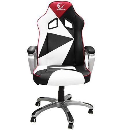 Rampage - Gaming stolica KL-R95 Crno/Bijela