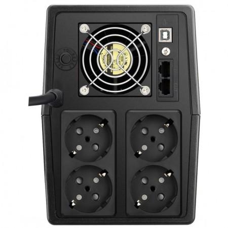 Mustek PowerMust UPS 1500 Line Interactive Schuko