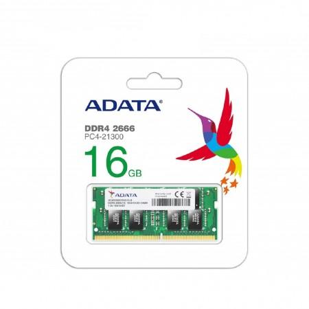 ADATA DDR4 16GB SO-DIMM 2666Mhz