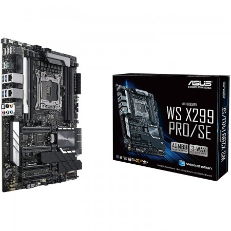 ASUS WS X299 PRO Motherboard ATX