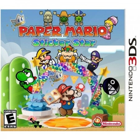 Paper Mario - Sticker Star /3DS