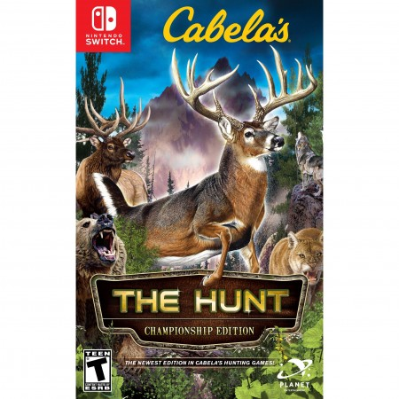 Cabelas The Hunt: Champion Edition