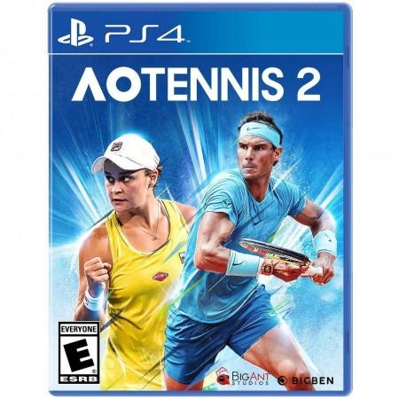 AO International Tennis 2 /PS4