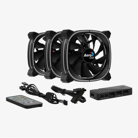 Aerocool Case Fan Astro 12 Pro RGB