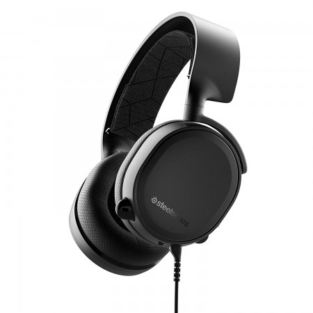 Steelseries Gaming Headset Arctics 3 Black