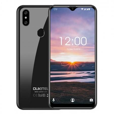 Oukitel Smartphone C15 Pro Black 3/32GB