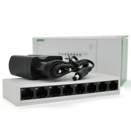 Pix-Link LV-SW08 Desktop Switch 8x10/100