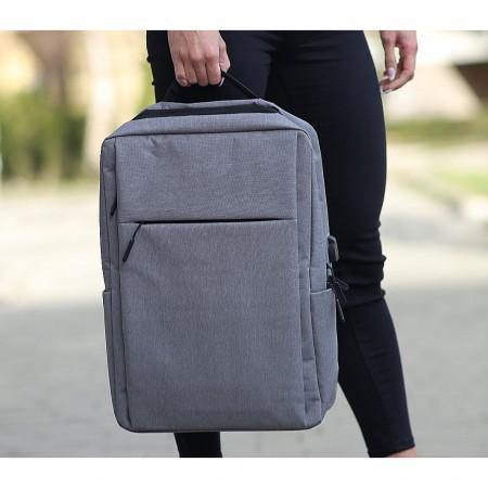 "BORG Ruksak za Notebook S55 17.3"" Siva"