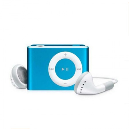 MP3 with Clamp Cable and Earphone