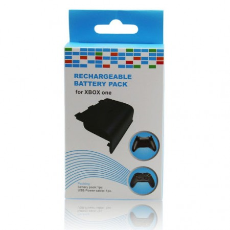 Controller Charge and play Xbox One Kit Black / Baterija
