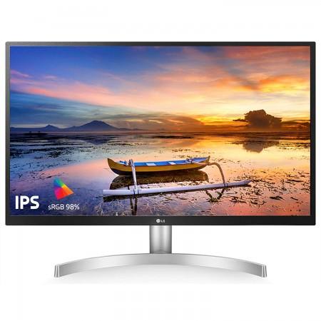 "27"" LG 27UL500-W 4K UHD IPS LED Display"