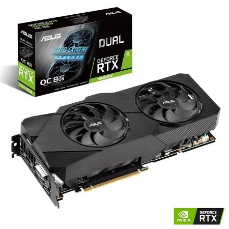 ASUS nVidia GeForce DUAL RTX2060S-O8G-EVO-V2