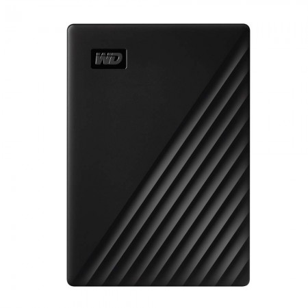 "WD 5TB External HDD My Passport 2.5"" USB 3.0 Black"