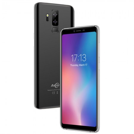 AllCall Smartphone S5500 Black