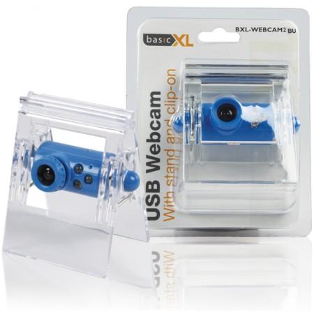 Connect XL Webcam Basic BXL / 0,3MP Blue