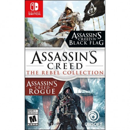 Assassins Creed: The Rebel Collection /Switch
