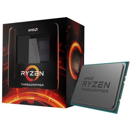 AMD Ryzen Threadripper 3960X Box