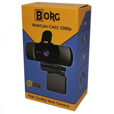 BORG WebCam CA01 1080p