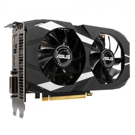 ASUS nVidia GeForce DUAL GTX1650-4G GDDR5