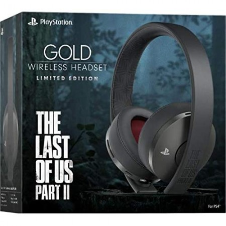Sony Slušalice PS4 Gold Wireless 7.1 The Last of Us Part 2 Limited Edition