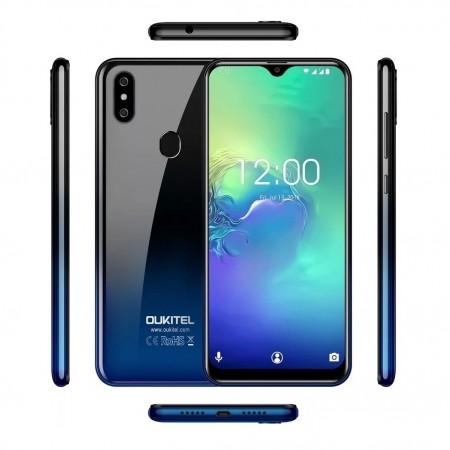 Oukitel Smartphone C15 Pro Gradient 3/32GB