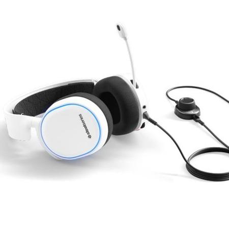 Steelseries Gaming Headset Arctics 5 White