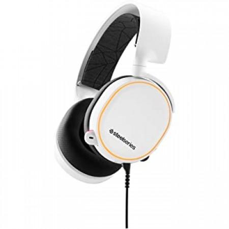 Steelseries Gaming Headset Arctis 5 RGB White