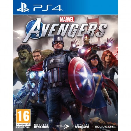 Marvels Avengers /PS4