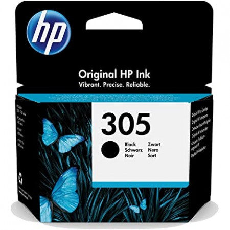 HP Cartridge 3YM61AE No.305 Black