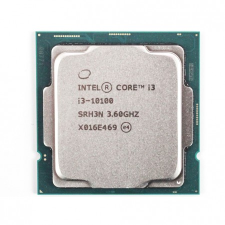 Intel Core i3 10100 3.6GHz Tray