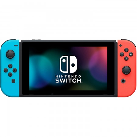 Konzola Nintendo Switch V2 Neon Red + Neon Blue Joy-Con