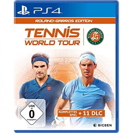 Tennis World Tour RG Edition /PS4