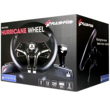 Hurricane Flashfire Volan WH-3103V PS4/PS3