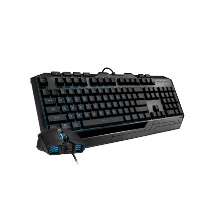 CM STORM Devastator III Plus Gaming keyboard/mouse LED Color Box