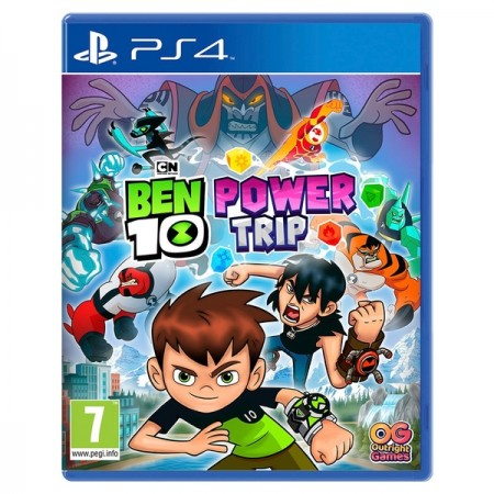 Ben 10: Power Trip /PS4