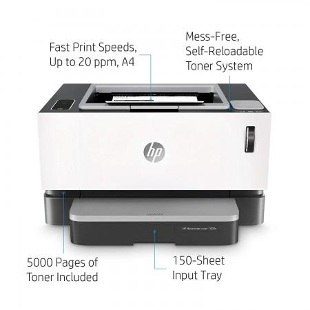 HP Laser Printer Neverstop 1000a