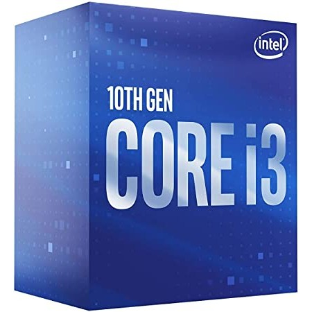 Intel Core i3 10100F 3.6GHz BOX