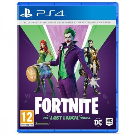 Fortnite The Last Laugh Bundle /PS4