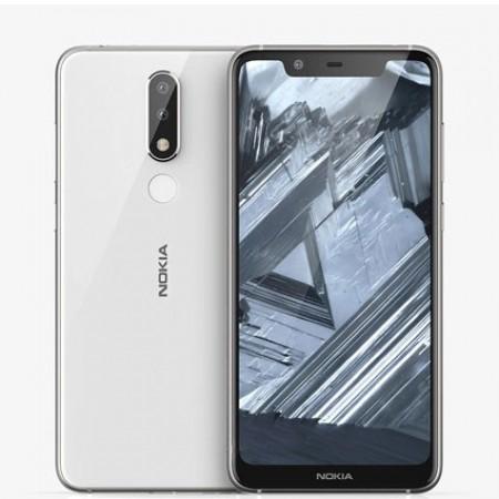 Nokia 5.1 Plus White