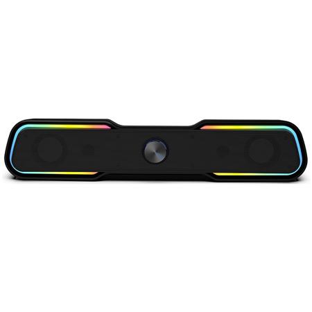 Mikado Bluetooth Soundbar MD-SBT69 Black RGB