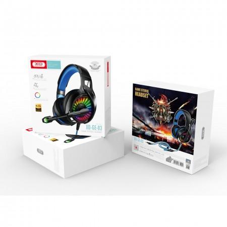 XO Gaming RGB Slušalice GE03