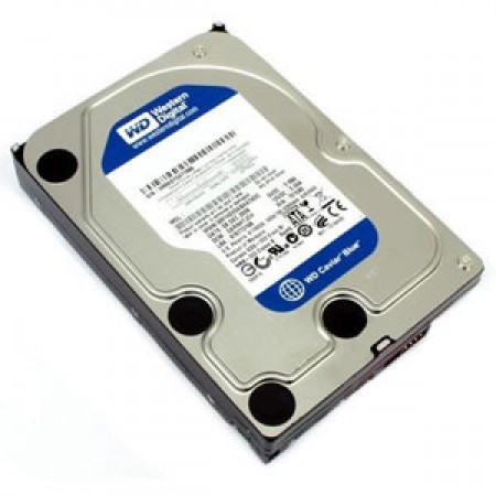 WD 1TB SATA3 HDD Blue
