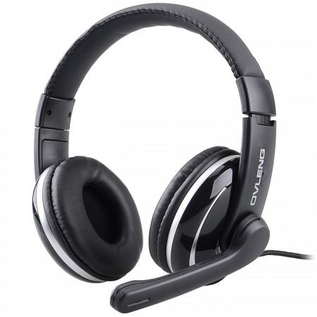 OVLENG X7 Gaming Headset Black