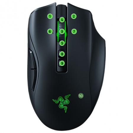 Razer Gaming Mis Naga Pro Wireless