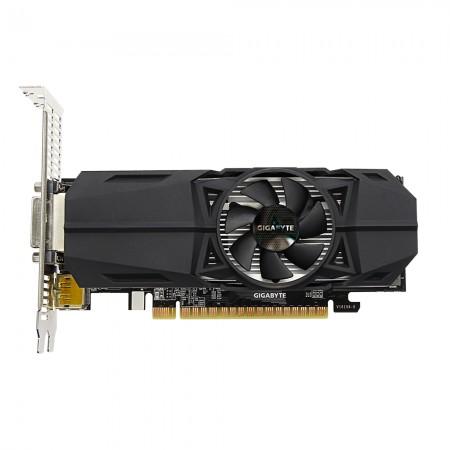 Gigabyte NVIDIA GeForce GTX 1050TI LP OC 4GB