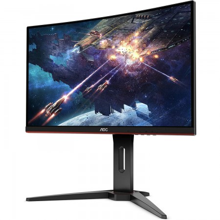 "24"" AOC C24G1 144Hz Curved Display"